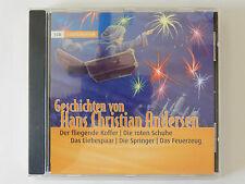 CD Geschichten von Hans Christian Andersen Der fliegende Koffer Die roten Schuhe