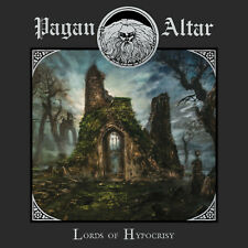 PAGAN ALTAR - Lords of Hypocrisy Re-Release CD