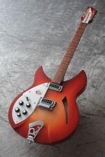 Rickenbacker 330 Left-Handed Fireglo 2016 Electric Guitar, a8034