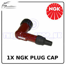1x NGK Red Spark Plug Cap To Fit Suzuki LT80 ALL SPC8NA13