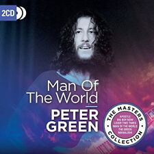 PETER GREEN MAN OF THE WORLD MASTER COLLECTION 2 CD (Released 27th July 2018)