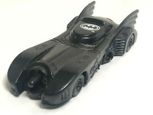 Batmobile 1991DC Comics Container with Moving Wheels
