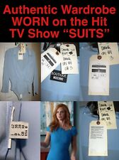 "DONNA PAULSEN ""SUITS"" WARDROBE BOUTIQUE MOSCHINO BODYSUIT Worn By SARAH RAFFERTY"