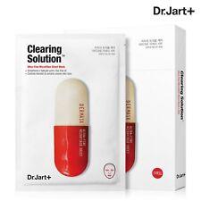 [DR.JART+] Dermask Micro Jet Clearing Solution Mask Sheet 27g x 5ea / K-BEAUTY