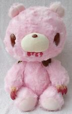 "Chax GP TAITO Gloomy Bear Pink Pastel Teddy Doll Soft Plush Toy Japan Kawaii 11"""