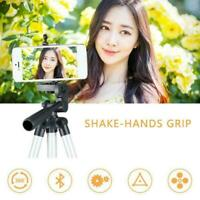 1x Universal Tripod Stands Holder Mount For iPhone Ring Webcam Lght Camera L3F1