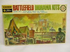 Bachmann Fujimi Battlefield Diorama Kit Series No. 4 1/76 #0863 complete kit