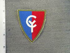 1941 U. S.  Army issue 38th Infantry Division patch from Gemco, new never issued