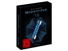 Resident Evil - 1-6 Movie Collection - Digipack - Exklusiv [3D Blu-ray (+2D)]