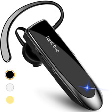 Wireless Bluetooth Headphones iPhone Samsung Hands-free Headset Earpiece