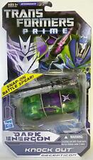 KNOCK OUT Transformers Prime Dark Energon Animated Deluxe Figure Series 2 2012
