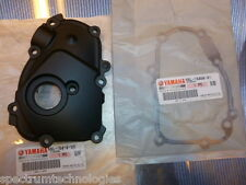 NEW OEM GENUINE YAMAHA YZF R6 R6S RIGHT OIL PUMP ENGINE COVER W/ GASKET YZFR6 03
