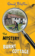 The Mystery of the Burnt Cottage, Enid Blyton, 1405203935, New Book