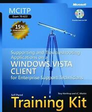 MCITP Self-Paced Training Kit (Exam 70-622): Supporting and Troubleshooting Appl