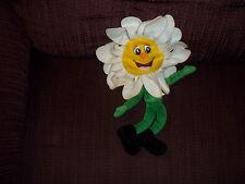 Dancin Daisy Kids Garden Babies Collection Beanbag Plush Doll Figure 1998