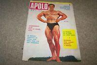 #76 APOLLO bodybuilding magazine REG PARK