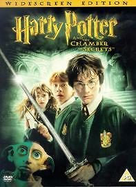 Harry Potter And The Chamber Of Secrets 2-Disc Dvd  NEW SEALED FREEPOST