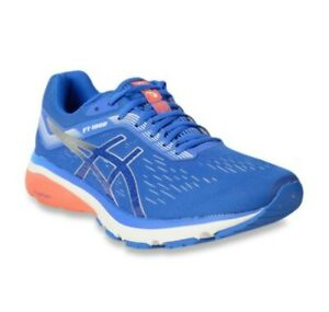 Asics GT-1000 7 Men's Running Shoes Trainers illusion Blue/silver size 9.5