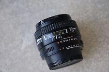 Nikon AF Nikkor 50mm 1.4