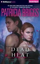 Alpha and Omega: Dead Heat 4 by Patricia Briggs (2016, CD, Unabridged)