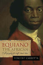 (Very Good)-Equiano, the African: Biography of a Self-made Man (Hardcover)-Vince