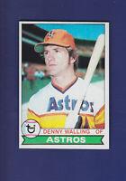 Denny Walling 1979 TOPPS Baseball #553 (NM)