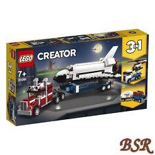 LEGO® Creator: 31091 Transporter für Space Shuttle & 0.-€ Versand ! NEU & OVP !