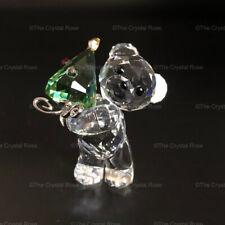 RARE Swarovski Crystal 2011 Annual Edition Kris Bear Christmas Tree 1091815