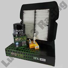 Service Kit für Suzuki sv1000 sv1000s 03 bis 05 Öl Luftfilter Zündkerze kein Öl