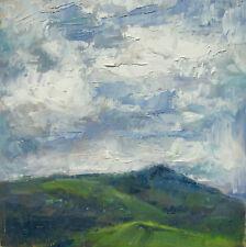 TRUJILLO Original ART /not jose / IMPRESSIONIST contemporary cloud oil painting