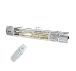 Infrarot Heizstrahler Terassenheizer Ultra Low Glare mit Fernbedienung 2000 W