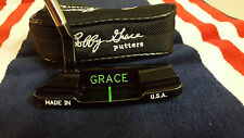 "Bobby Grace Shiloh Black Custom Putter 33.5"" GREAT CONDITION"