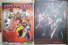 Used Transformers MMC Mastermind Creations Grandus Hexatron greatshot victory