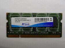 1GB 1Rx8 PC2-6400S-666-12