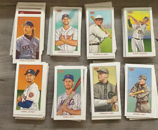 2021 Topps T-206 WAVE 5 -  You Pick - Base Cards 1 - 50 - Complete your set