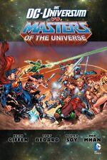 DC-UNIVERSUM VS. MASTERS OF THE UNIVERSE HC-VARIANT deutsch (US 1-6) HE-MAN MOTU
