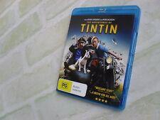 THE ADVENTURES OF TINTIN - BLU RAY