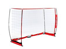 PowerNet 6x4 Portable Soccer Goal Training Practice Net w/ Carrying Bag