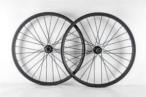 29ER MTB Bike Carbon Wheelset 25mm Depth 35mm Width Mountain XC Carbon Wheels
