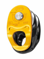 HIGH EFFICIENCY DOUBLE PULLEY JAG PETZL CARRUCOLA DOPPIA ALTO RENDIMENTO