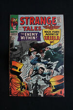 """Original #147 Aug 1966 NICK FURY Agent Of Shield """"The Enemy WIthin!"""" Comic Book"""