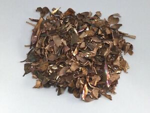 COPPER SHAVINGS 2kg - Size 1-10mm - Cu 99.94% - FREE POSTAGE & PACKING!