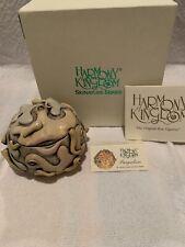 Vintage Harmony Kingdom's limited Edition - Perryalism Signed