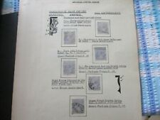 KGV Stamps:  Variety Used  -  Must Have  (t415)