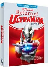 Return of Ultraman: Complete Series [New Blu-ray] Boxed Set