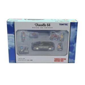 Tomica Limited Vintage Neo Diocelle 64 Carsnap Car Wash (Inc Honda Civic)