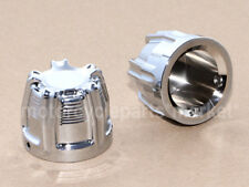 Front Axle Nut Cover Bolt For Harley Touring Road King Glide Softail Sportster