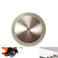 "6"" Diamond Circular Saw Blade Cutting Disc for Glass Tile Cutter Tool 120 Grit"