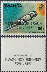Rwanda 1977 - Mint never hinged stamp (MNH). Cob Nr.: 840.... (EB) MV-3465