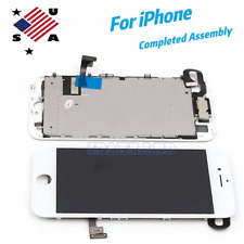 Lcd Screen For iPhone 7-7 Plus-8 6s Replacement Complete Home Button Digitizer